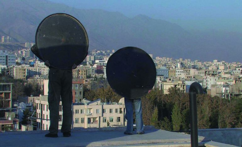 Lonely Tunes of Tehran
