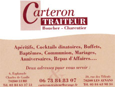 Carteron Traiteur